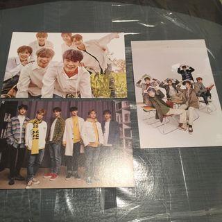 Astro 官方 postcards $20@1