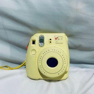Fujifilm instax mini8 Winnie the Pooh