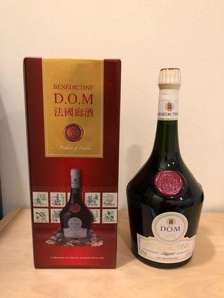 Benedictine D.O.M (2 available)