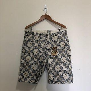 "Retrodandy - ""Paisley Pants "" 變形蟲花短褲"