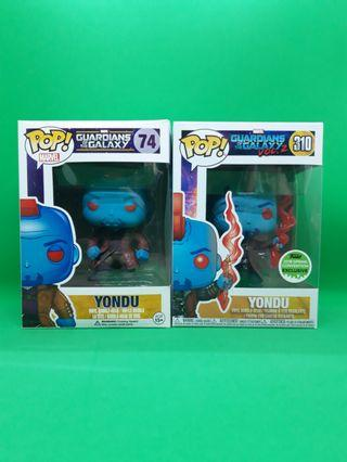 Funko Pop! Yondu Set of Two