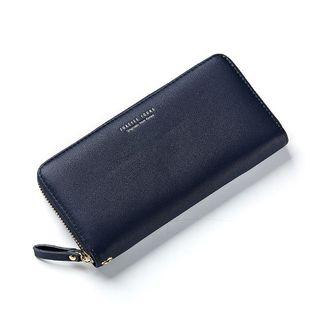 Korean Style Long Wallet (Black) BNWT