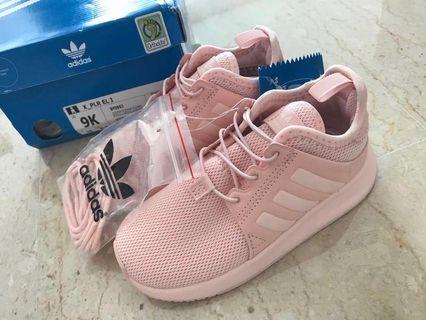 BNIB Adidas XPLR toddler 9K