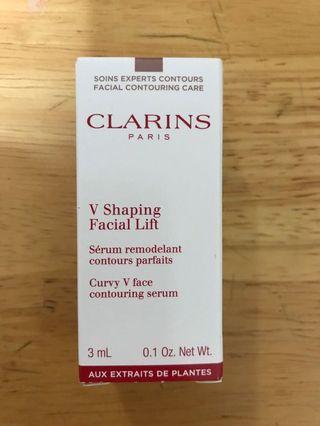 Clarins V shaping facial lift 纖顏緊緻精華 3ml