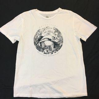 Quicksilver T恤 Size: L