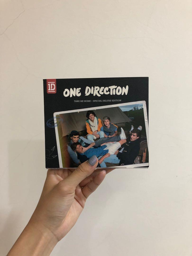 *正版* One Direction 一世代 / take me home (帶我回家) CD專輯 album