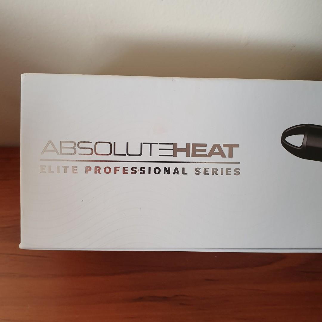 Absolute Heat EPS Digital Curling Iron 25mm Bronze