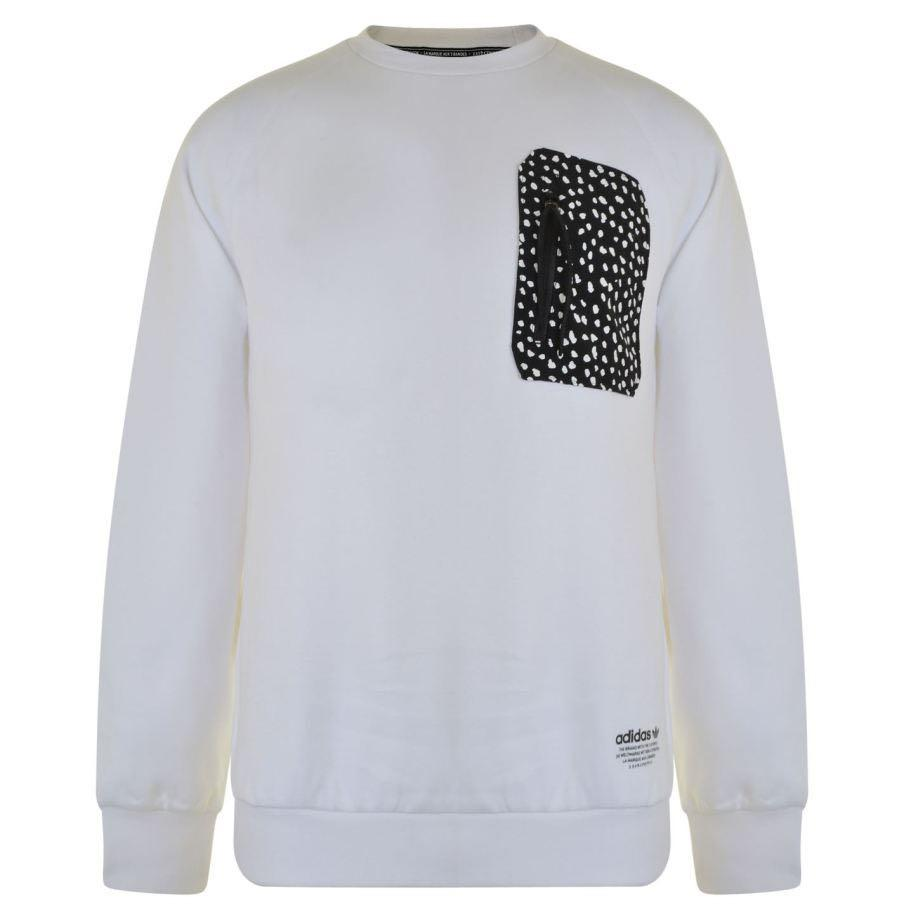 Adidas Originals NMD Printed Pocket SweatshirtSweater on