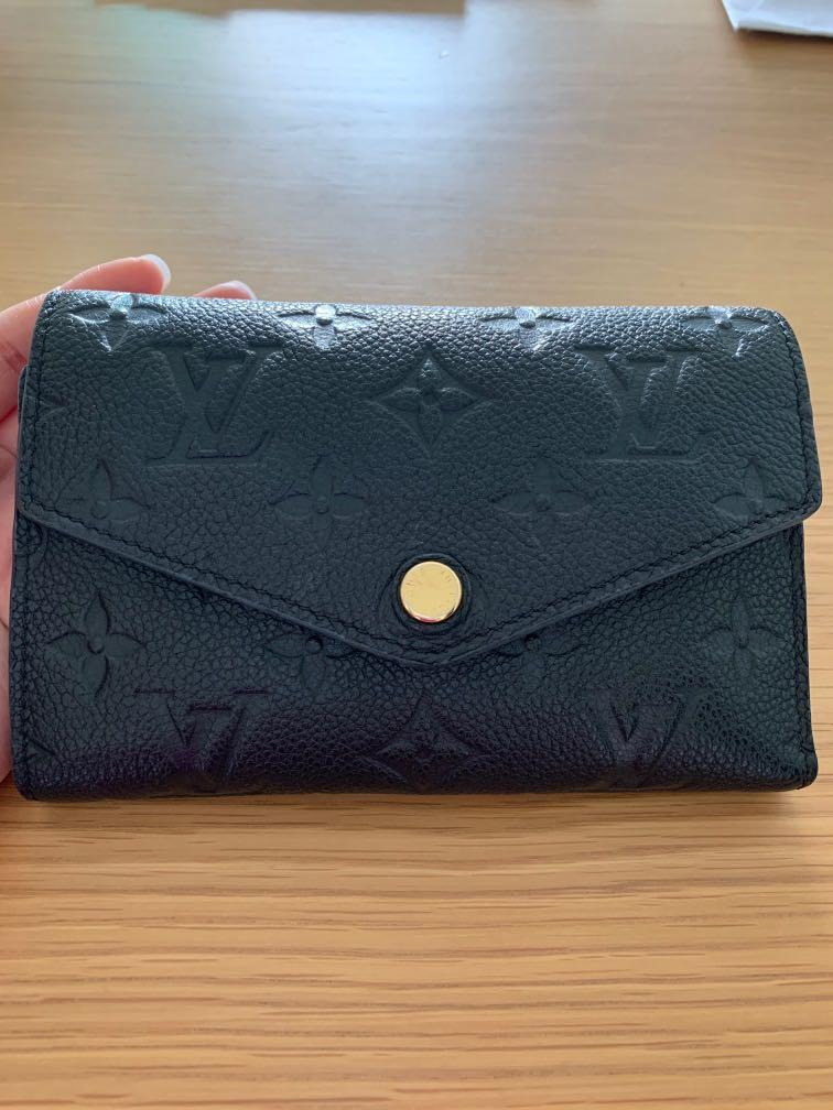 Authentic LV Wallet in Monogram leather
