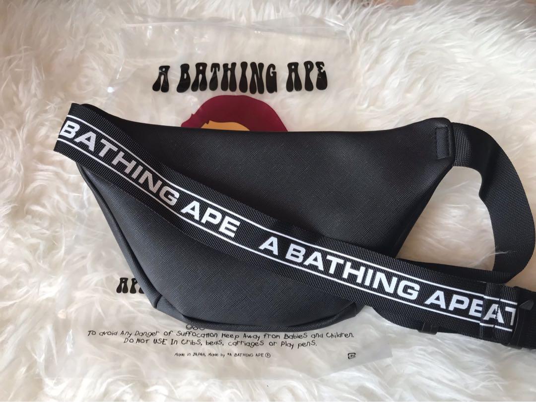 Bape Waist Bag SS19