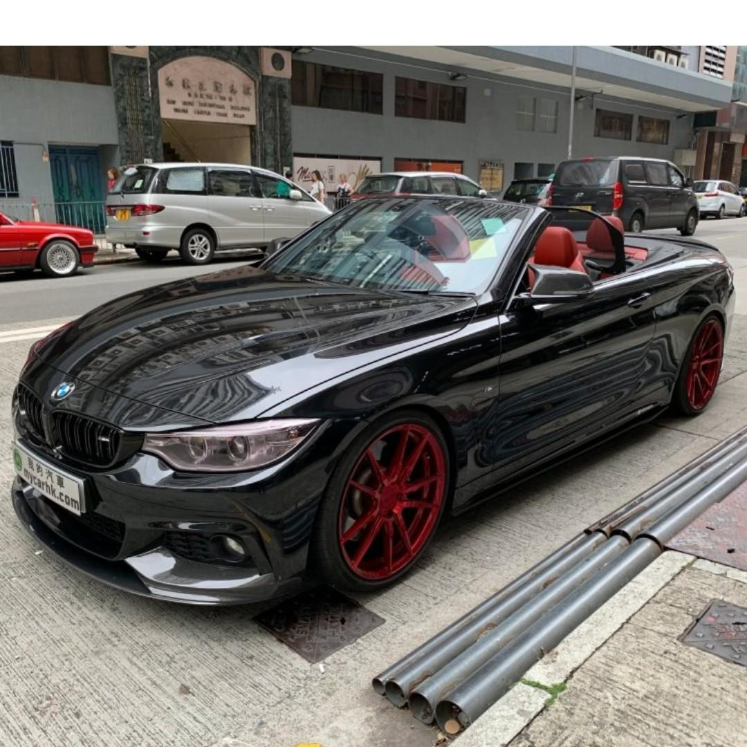 BMW 428I CABRIO M SPORT EDITION 2014