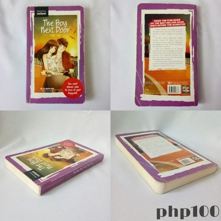 Books for Sale (as low as php50) (Fiction and NonFiction books) kindly check my listings here :)