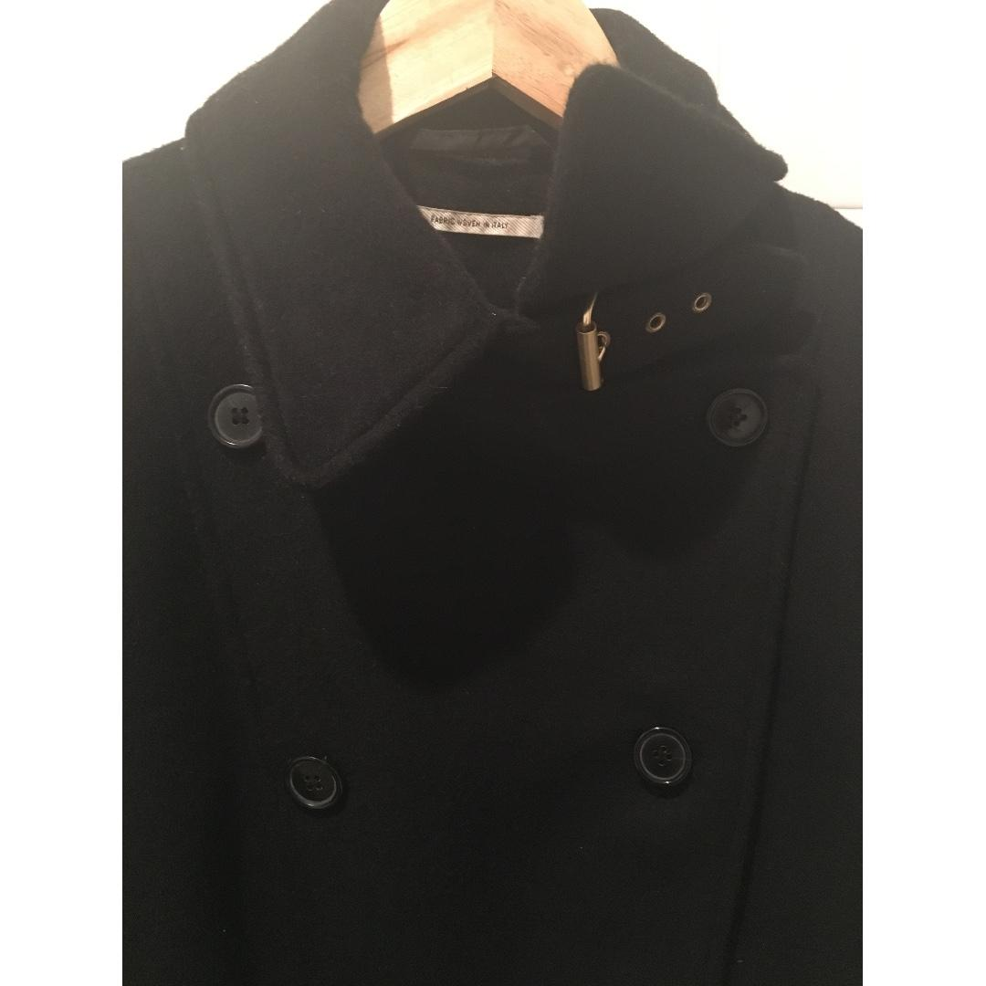 Country Road Black Lined Jacket - Fabric from Italy