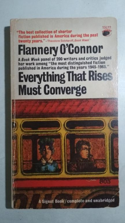 Everything That Rises Must Converge (and other stories) - Flannery O'Connor - Paperback