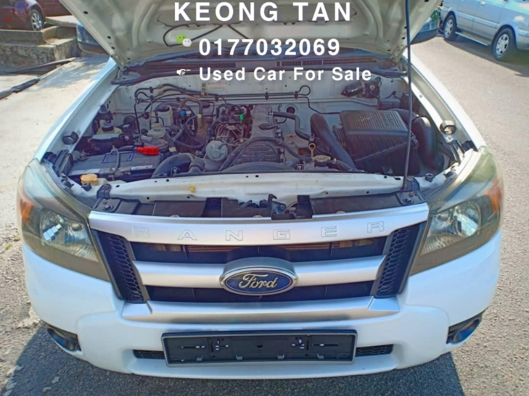 FORD RANGER 2.5MT TDCi XLT🎉FACELIFT🚘 2010TH Cash💰OfferPrice‼Rm24,800 Only‼Lowest Price In JB🎉