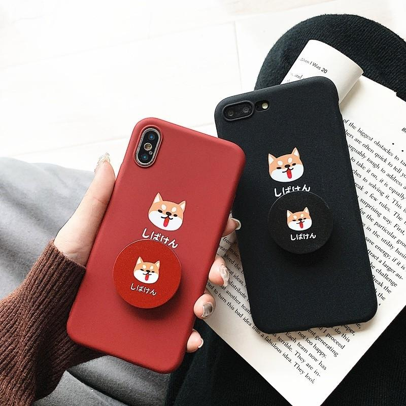 Free shipping [PRE ORDER ] iphone case + handle popsocket