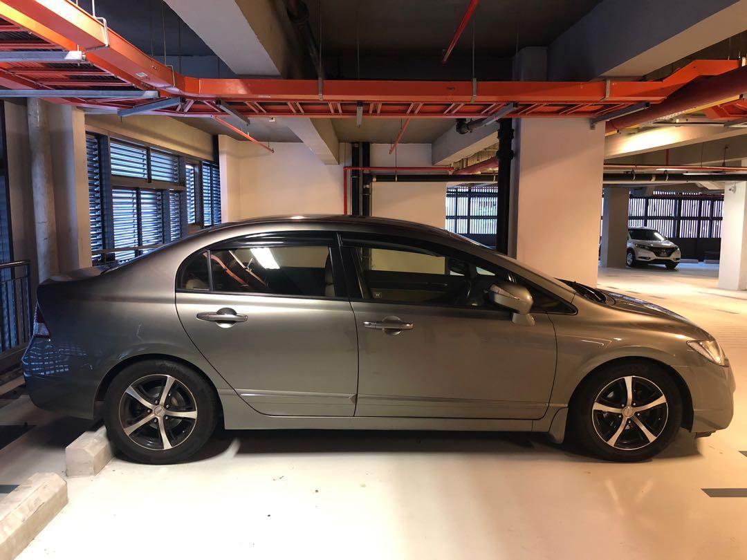Honda Civic Auto 1.8 VTI-S