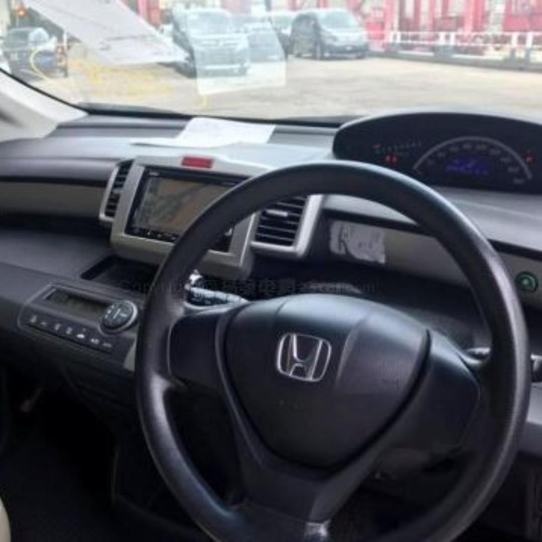 HONDA FREED WELCAB 2012