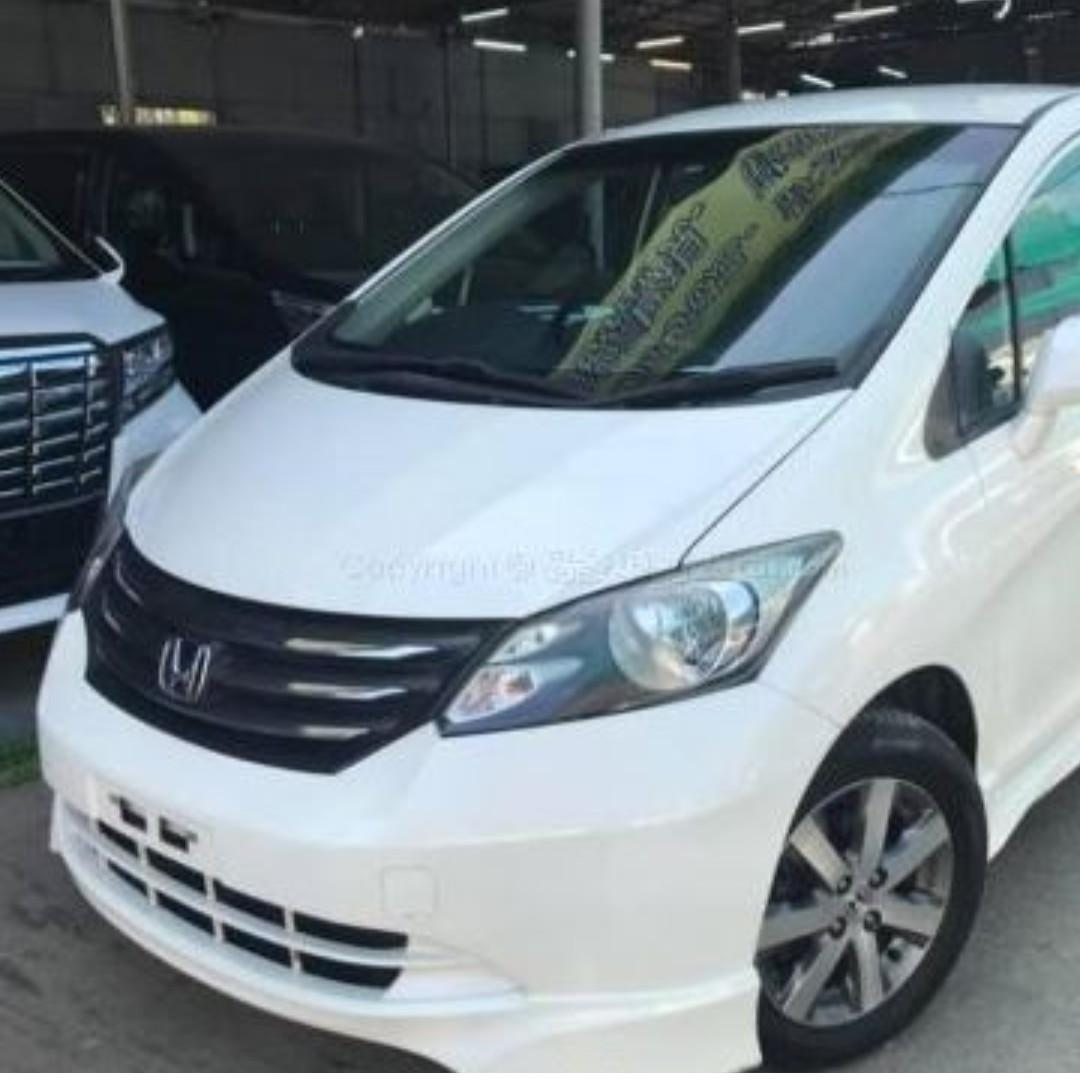 HONDA FREED G AERO 2009