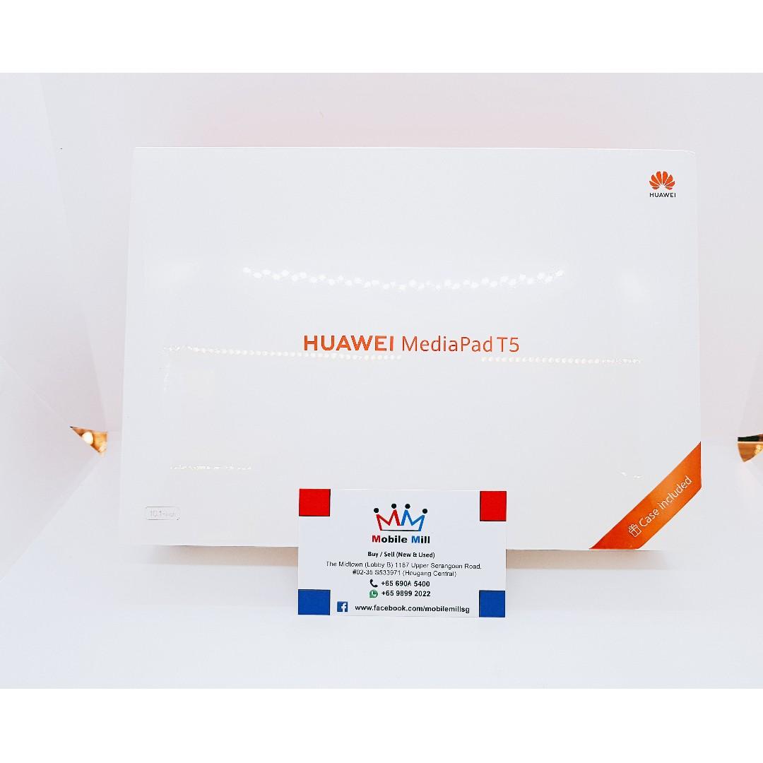 Huawei Mediapad T5 10 1 32GB LTE (Local Set)