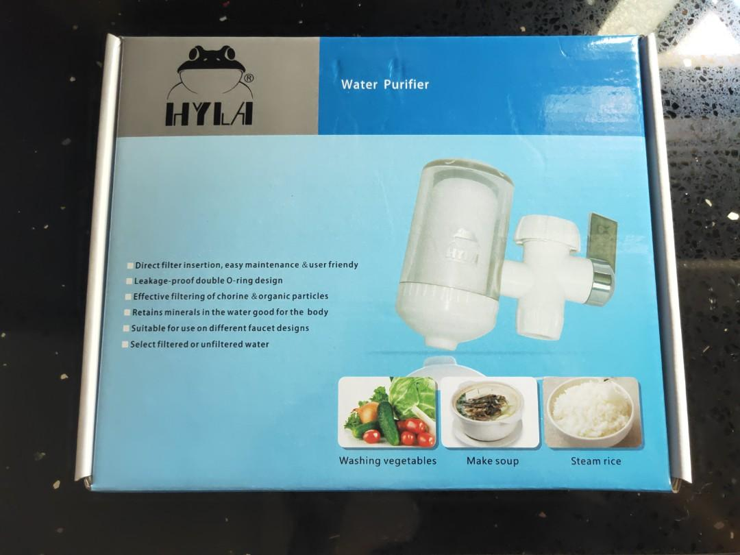HYLA water filter for tap