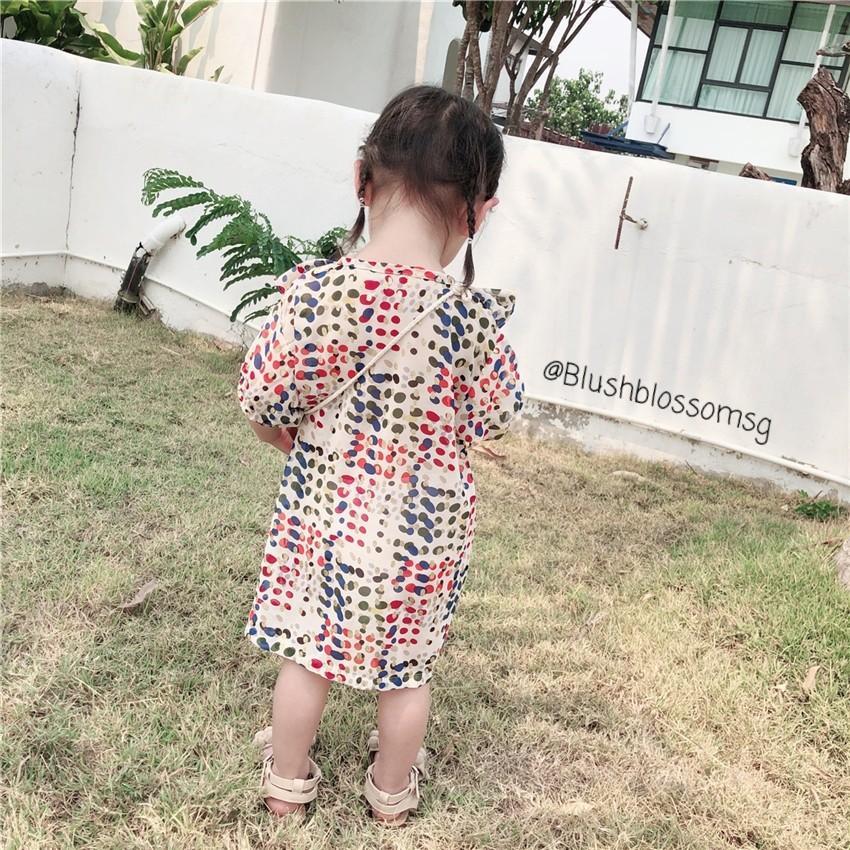 ⭐INSTOCK⭐ Vernice Ruffle Tie Front Dress