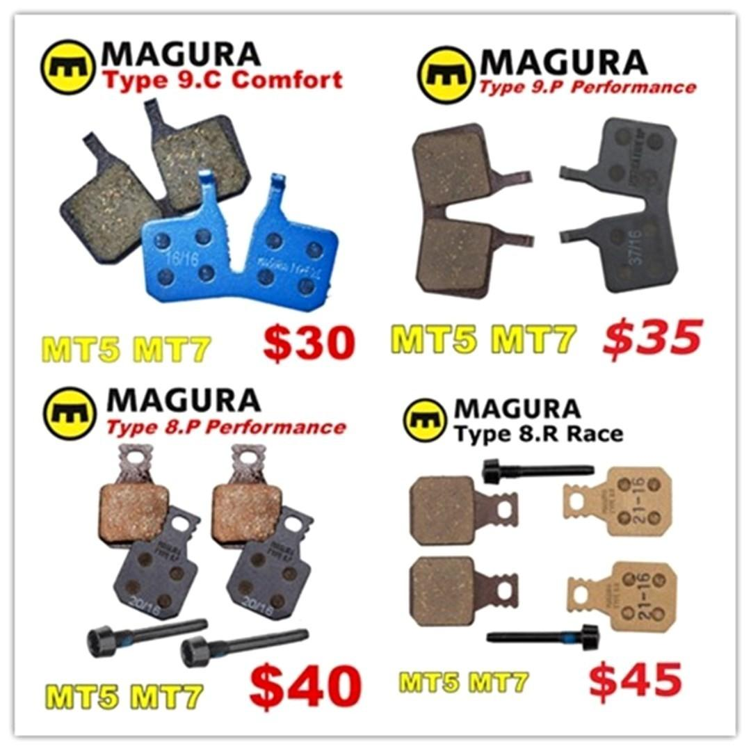 Magura MT genuine brake pads