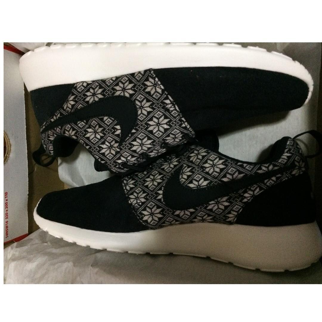 Nike Roshe One Winter Yeti, Men's Fashion, Footwear