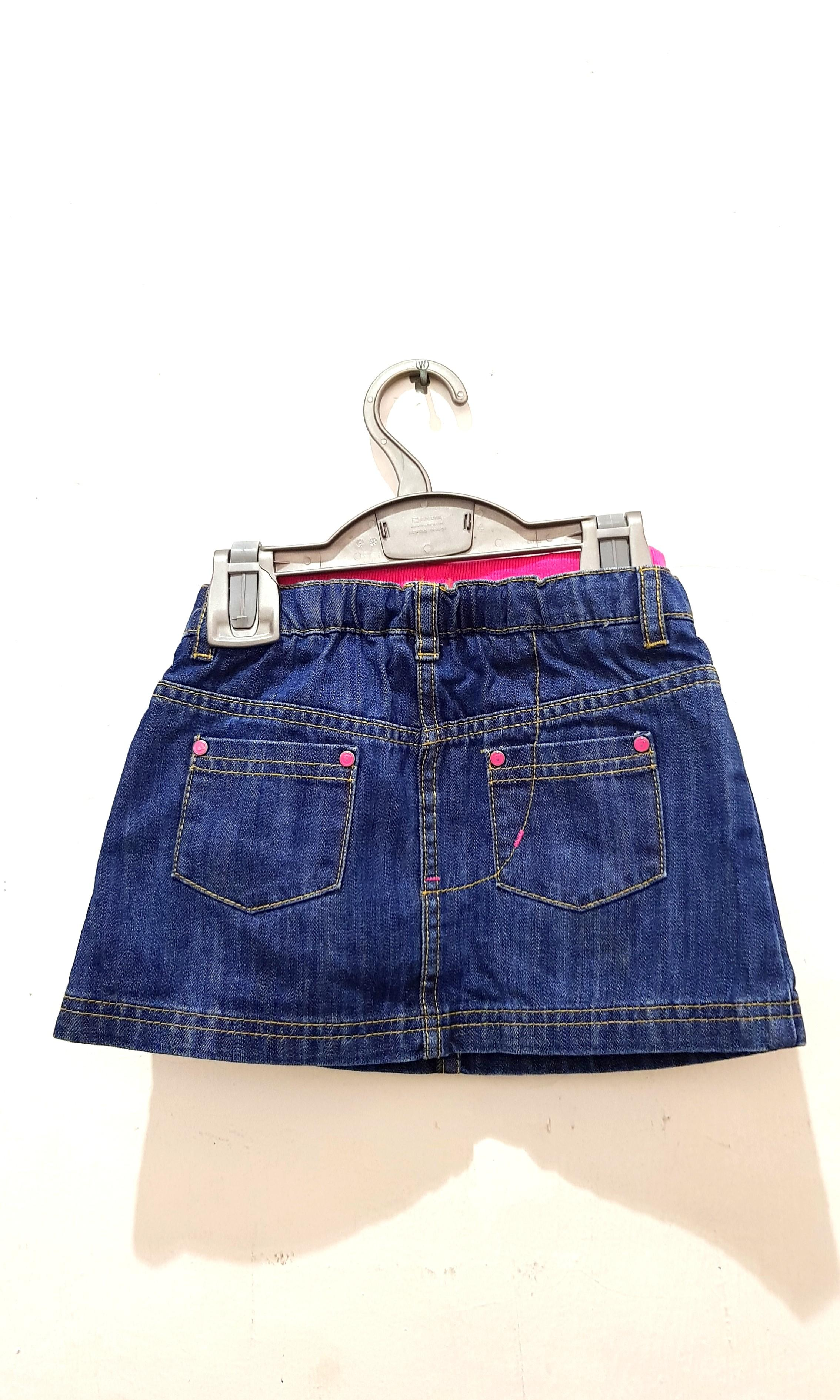 Rok jeans mothercare