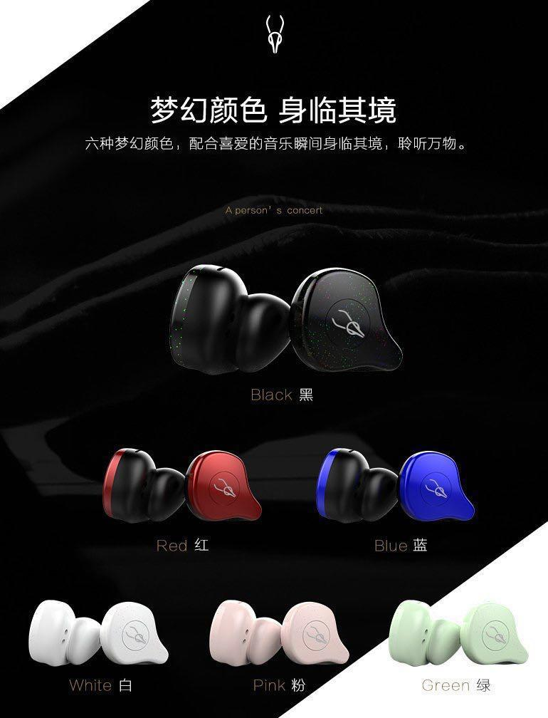 Sabbat - X12 Pro True wireless Bluetooth Earphone BT5.0