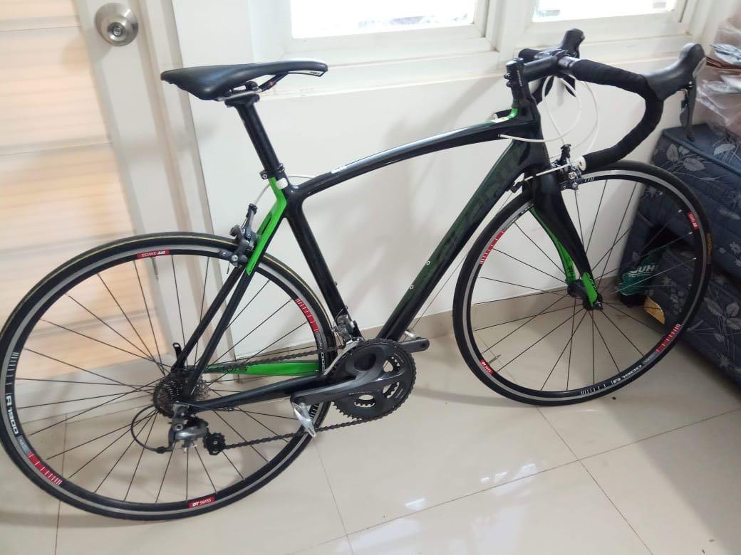 Sepeda Avanti Quantum 3 shimano sgx 50f Ultegra zero attack pro road bike