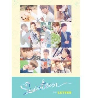 Seventeen - 1st Album: Love & Letter CD (Letter Version)