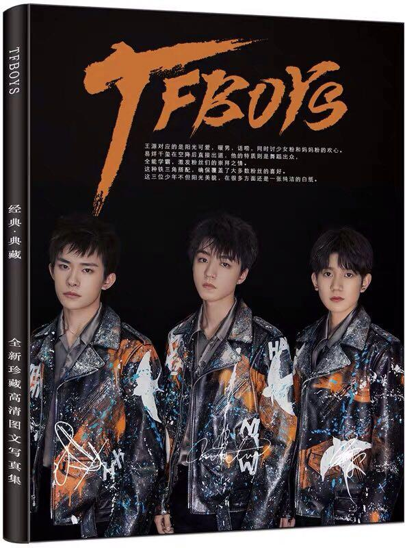 TFboys Album/ Photobook