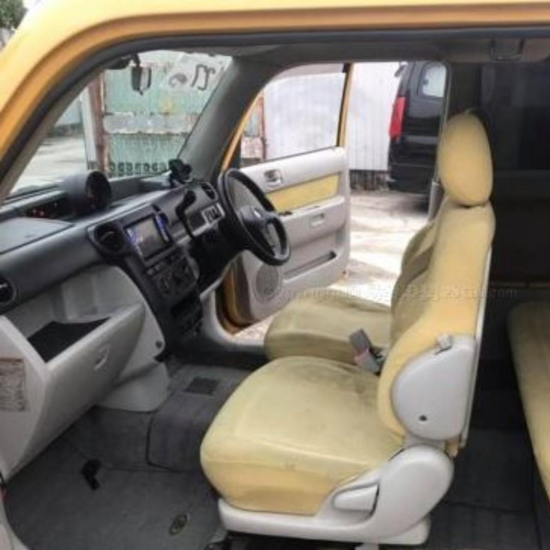 TOYOTA BB OPENDECK 2001