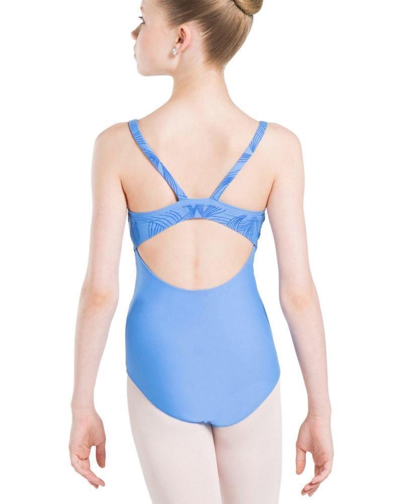 Wear Moi Leotard Passion Blue M 芭蕾舞衫 芭蕾舞衣