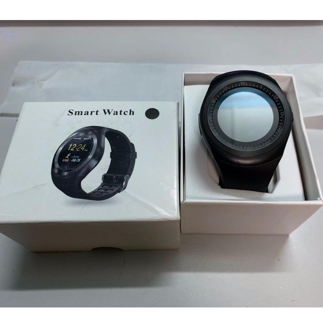 Y1 Smartwatch Update