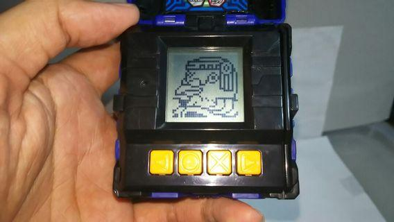Beast Saga - Beast Battle Device (Blue) BS45