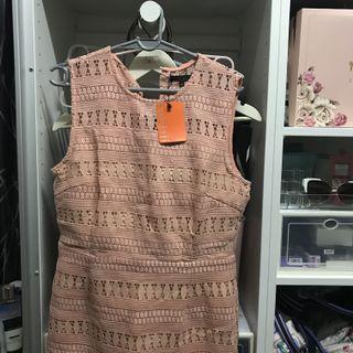 Nichii lace dress (BNWT)