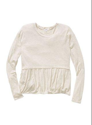 Aritzia Wilfred Top NWOT - Size Small