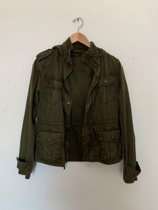 Aritzia Talula Army Jacket Size: XS