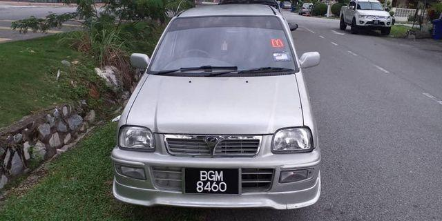Kancil 850 auto for sales