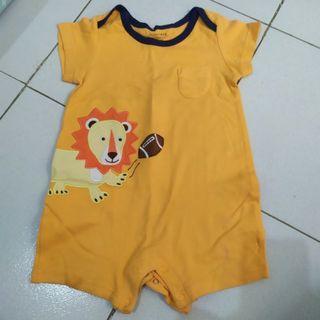 Jumper baby lion mom n bub