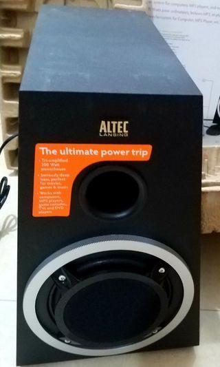 Altec Lansing Expressionist Ultra MX6021 電腦喇叭