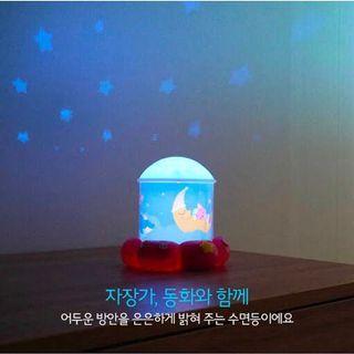 🇰🇷韓國直送 🌟PinkFong投影小夜燈 🌙