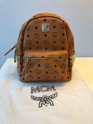 MCM Backpack #EndgameYourExcess #mrtsengkang #mrthougang #mrtpunggol #mrtraffles