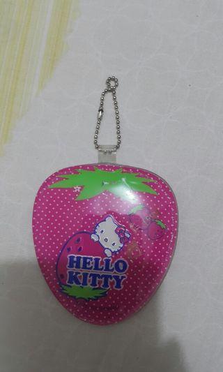 Hello kitty 士多啤梨鏡仔
