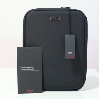 NEW with tag - Tumi 26113DH Alpha Reversible Executive Organizer  - Vertical