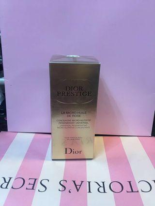 Dior DE ROSE  花蜜精油30ml 全新