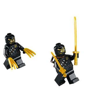 LEGO Batman 76110 sh529 sh530 Talon Assassins 淨人仔2隻 Minifig only (全新 連武器 與 76122 共融)