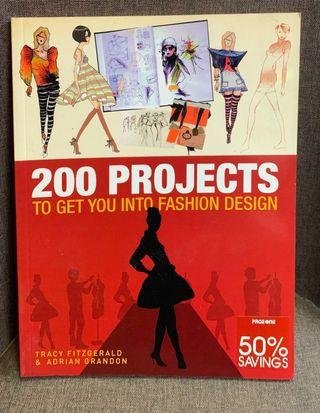 200 projects to get you into fashion design #newbiejun19